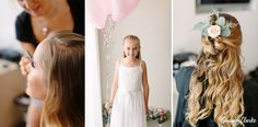 Rain all day and a pink wedding dress that was supposed to be white! Not everything went to plan but it was all smiles at their Sydney rainy day wedding. Flower Girls, Flower Girl Dresses, Page Boy, All Smiles, Sydney, Wedding Day, Hairstyles, Wedding Dresses, Boys