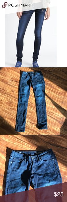 Hurley legging jeans 👖 Zippers in back of the leg Hurley Jeans Skinny