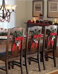 Las 64 mejores imágenes de Sillas de comedor decoradas para navidad ...