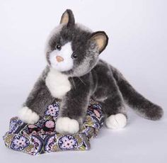 17 Best Plush Stuffed Cats images in 2018 | Cats, Toys, Kittens