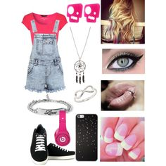 """""""Untitled #261"""" by sophstar2000 on Polyvore"""