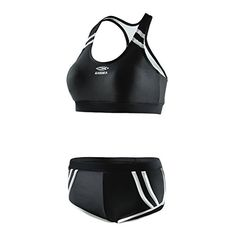 4e8364118c772 New Axesea Women Sporty Two-Piece Racerback Boyshort Bathing Suit Bikini Sets  online. Find the perfect SHEKINI Swimsuit from top store.