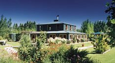 Langdale Vineyard Restaurant is an attractive country restaurant nestled among vineyards on Langdales Road about 20 minutes from Christchurch