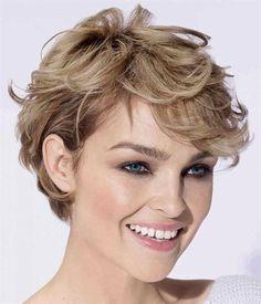 Tagli capelli corti ricci inverno 2018