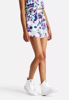 Meth Petal Shorts