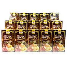 18 Boxes Gano Excel Gano Cafe 3 in 1 Instant Coffee Ganoderma Lucidum Extract plus FREE Expedited Shipping by EcBuy *** Find out more about the great product at the image link. (This is an affiliate link) Healthy Cafe, Healthy Drinks, Coffee Sachets, Non Dairy Creamer, Coffee Reading, Coffee Tasting, Instant Coffee, Black Coffee, Caramel Apples