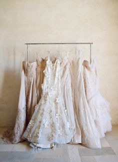 gorgeous gowns :: swoon ::