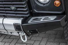 Tembo 4x4 winchbumper for Land Rover Defender