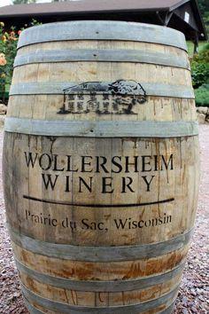 wollersheim Winery, Prairie du Sac, Wisconsin