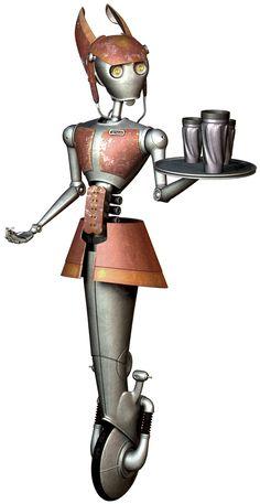 Waitress WA-7