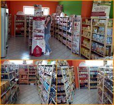 In Via Angelo Rubino, 149/151 a Vallo della Lucania troverete un ampio assortimento di prodotti #biologici, #aproteici, per #vegani, #vegetariani, #celiaci e #diabetici.  Siamo convenzionati con l'ASL - SSN Campania!