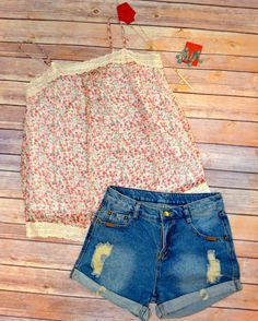Sweet Summer Top from The Charming Arrow Boutique
