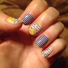 jamberry nails look and feel just like nail polish. All you need to apply is your blow drier!
