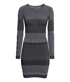 H&M Jacquard-knit Dress $99