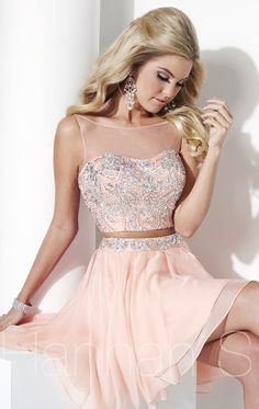 Short Homecoming Dresses 2017 Two Pieces Crystal Beaded Mini  Backless Party Gowns Sexy Club Dress vestidos de fiesta cortos