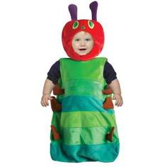 The very hungry caterpillar world book day costume. Using ...