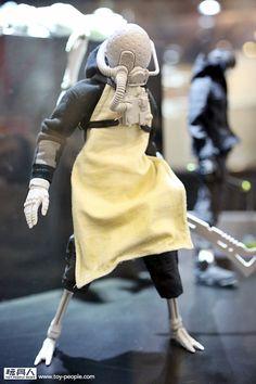 香港10 年來最強玩具展【TOY SOUL 2014】會場搶先看!!!   玩具人Toy People News