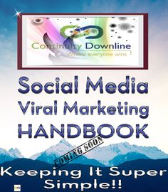 Simplifying the process of duplication daily we are writing the Viral Marketers Handbook to give a clear and simple view of our easy system of LIKE/COMMENT&SHARING.  http://socialx20.com/?vpid=1 Main Group.. https://www.facebook.com/groups/ContinuityDownline/