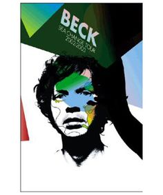 beck poster - Google Search