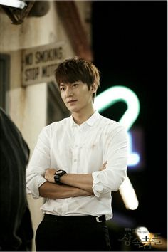 "Lee Min Ho | ""The Heirs"" drama"