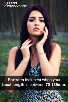 #portraits #focallength - Win over $1,300 worth of digital #photography training programs for #photographers- click through to https://expertphotography.com/store/contest/