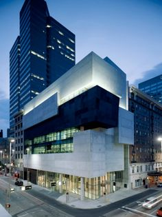 Cincinnati Museum of Contemporary Art by Zaha Hadid