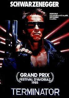 THE TERMINATOR, GRAND PRIX 1985