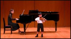 Vivaldi Violin Concerto in A minor, 1st movement, Allegro—See more of this young violinist #from_KOTAROMA