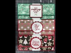 Order 24/7: http://theirishscrapper.stampinup.net Blog: http://theirishscrapper.com Contact me at theirishscrapper2011@gmail.com Don't forget to subscribe to...