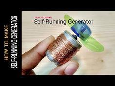 How To Make Free Energy Generator   Simple & Fun Life Hacks - YouTube