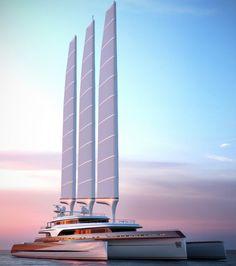 Luxury yacht Dragonship 80m