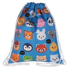 Need a handy, durable and lightweight shopping bag that is practical, strong and looks great?! Then look no further than our polyester shopping bag range. Made from strong polyester they are practical for everyday use whether going to do the weekly shop or having a day out at the beach. They are a great gift with a huge range of designs to suit all tastes. Dimensions: Height 41cm Width 33cm Depth 0.2cm (approx 16 x 13 x 0.1 inches) Early Teething, Cute Kawaii Animals, Gifts For Mum, Unusual Gifts, Novelty Gifts, Animal Design, School Bags, Funny Gifts, Children
