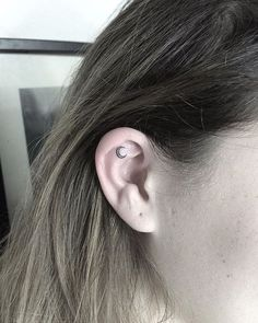 10 Best Helix Tattoo Designs for Your Ears | StyleCaster