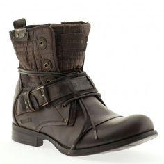 ZOSO-SC Bunker boots for men.