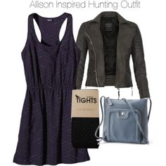 """Allison Inspired Hunting Outfit"" by veterization on Polyvore"