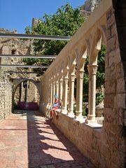 Monastery in Morella, Catellón
