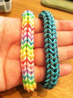 Rainbow Loom Pattern
