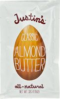 Justin's Nut Butter Squeeze Pack Classic Almond