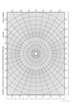 Polar Graph Paper  Paper Maniac    Graph Paper