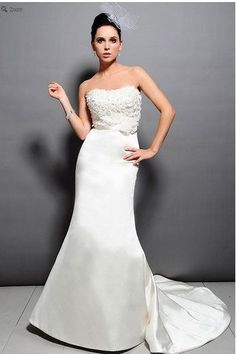 Saison Blanche Wedding Gown - Couture Collection - Style #4162