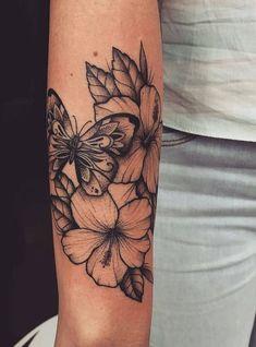 Butterfly tattoo by lucas menezes butterfly tattoos for women, butterfly sleeve tattoo, thigh tattoos Dope Tattoos, Girly Tattoos, Hand Tattoos, Trendy Tattoos, Body Art Tattoos, New Tattoos, Small Tattoos, Tattos, Feminine Tattoos
