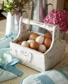 Eggs, Eggs, Beautiful Eggs!