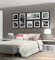 Resultado de imagem para decoração como colocar quadros varios tamanhos