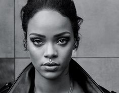 Rihanna Septum Piercing Jewelry at MyBodiArt