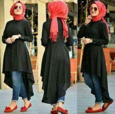 Ruffle dress with hijab – Just Trendy Girls