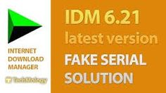 IDM Fake Serial Key Problem Solution, not as usual, Patching Internet Download Manager to use less running smoothly. Looks like the Internet Download Manager... idm free download