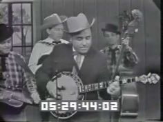 "Lester Flatt & Earl Scruggs ""Salty Dog Blues"" in 1961 - YouTube"