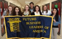 Eight William Floyd High School Students to Compete at FBLA State Competition