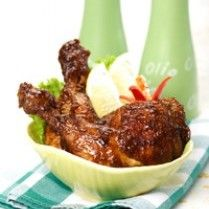 ayam panggang asam pedas