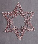 Pin Weaving, Bobbin Lace Patterns, Lace Jewelry, Lace Making, Xmas, Christmas, Burlap Wreath, Photos, How To Make